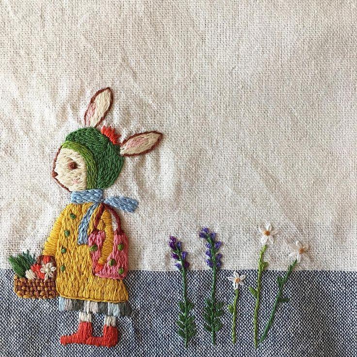 Смотрите это фото от @alley_embroidery на Instagram • Отметки «Нравится»: 764