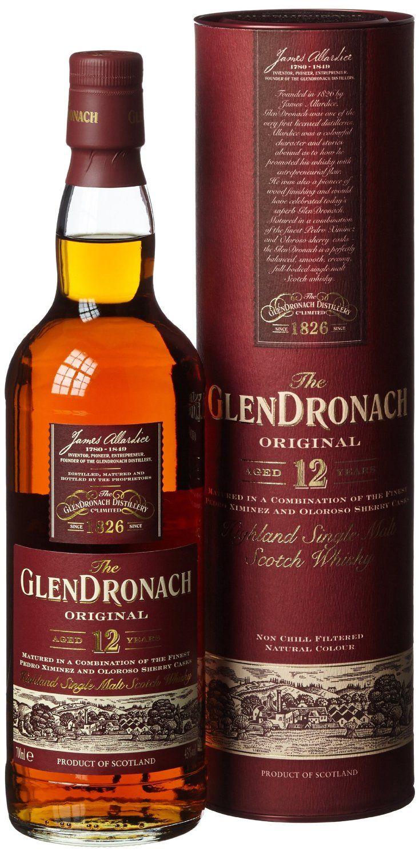 Review #6: Glendronach 12 #scotch #whisky #whiskey #malt #singlemalt #Scotland #cigars