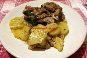 Stufato di Agnello con Patate