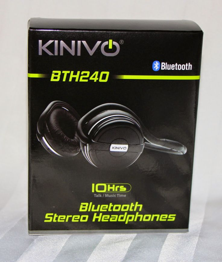Working Mommy Journal: Kinivo BTH240 Bluetooth Headphones For Your Active Lifestyle #giveaway #HolidayGiftGuide