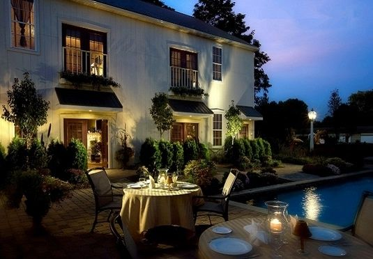 A romantic AAA Four Diamond retreat in Lancaster County, awarded four stars by Forbes Travel Guide