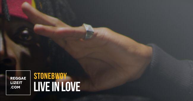 Stonebwoy - Live in Love (VIDEO)  #LiveinLove #LivingStone #Stonebwoy #Stonebwoy
