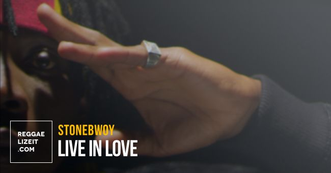 Stonebwoy - Live in Love (VIDEO)  #LiveinLove #LivingStone #Stonebwoy #Stonebwoy