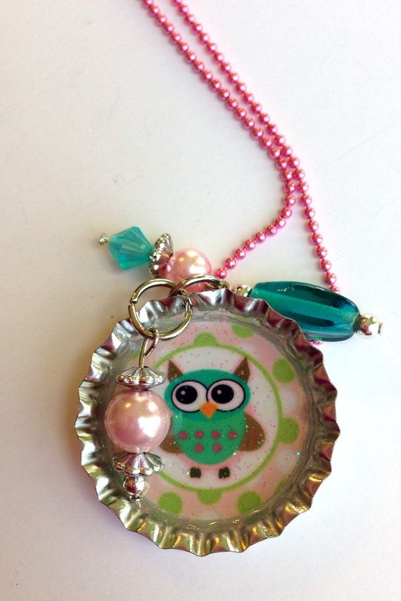 Cheap and Best Bottle Cap Necklaces – Fashion Forth