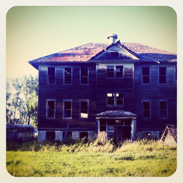 spend the night in a haunted house... I dare you