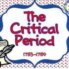 If you are looking for an interactive way to review the Critical Period, this product is for you! Written on an upper elementary level, this review...