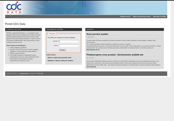 http://portal.cdc.cz