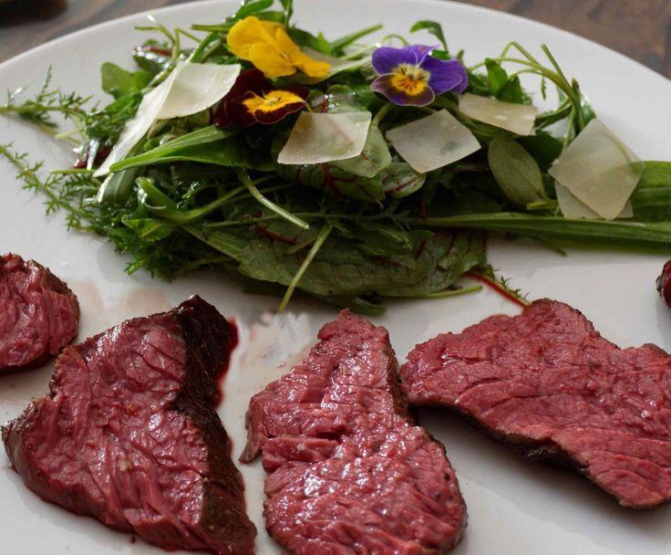 Rezept Flank Steak (Sous Vide) von UdoSchroeder - Rezept der Kategorie Hauptgerichte mit Fleisch
