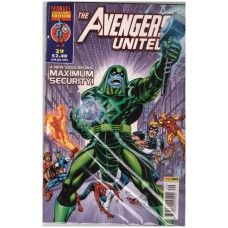 The Avengers United #29 from Marvel/Panini Comics UK. 30th July 2003 issue. In very good condition internally and cover. Bagged and boarded. £2.00