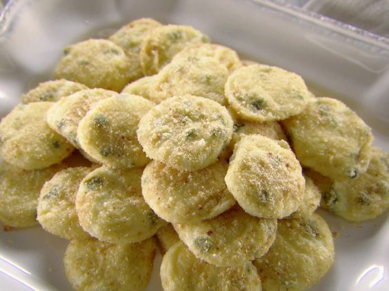 Jalapeno Bites recipe from Trisha Yearwood via Food Network:
