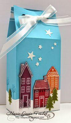 A La Pause: Boîte à Pignon Comme Chez Nous - Holiday Home Gable Box