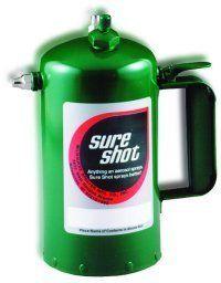 Sure Shot Model A Steel Sprayer, Qt Size by Milwaukee Sprayer. $45.95