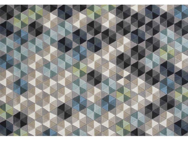 Dywan Colmena Mixed 140x200 cm — Dywany Linie Design — sfmeble.pl #dywany #carpet #LinieDesign