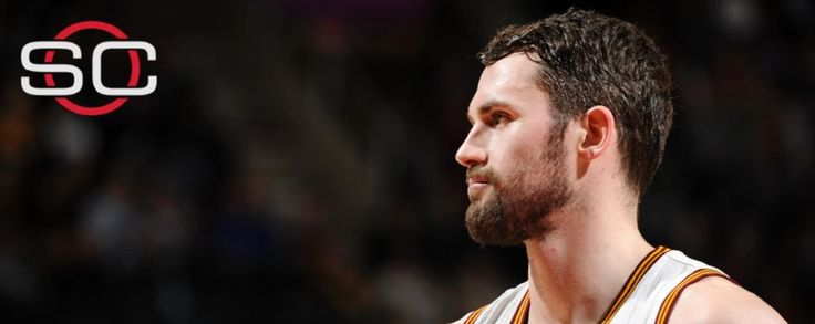 Kevin Love opts out of contract with Cleveland Cavaliers -- sources