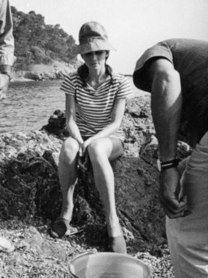 "missingaudrey: "" During the filming of Two for the Road in 1966 """