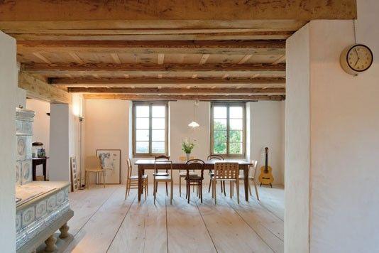 umbau Bauernhaus Schweiz Dining Pinterest Chalet
