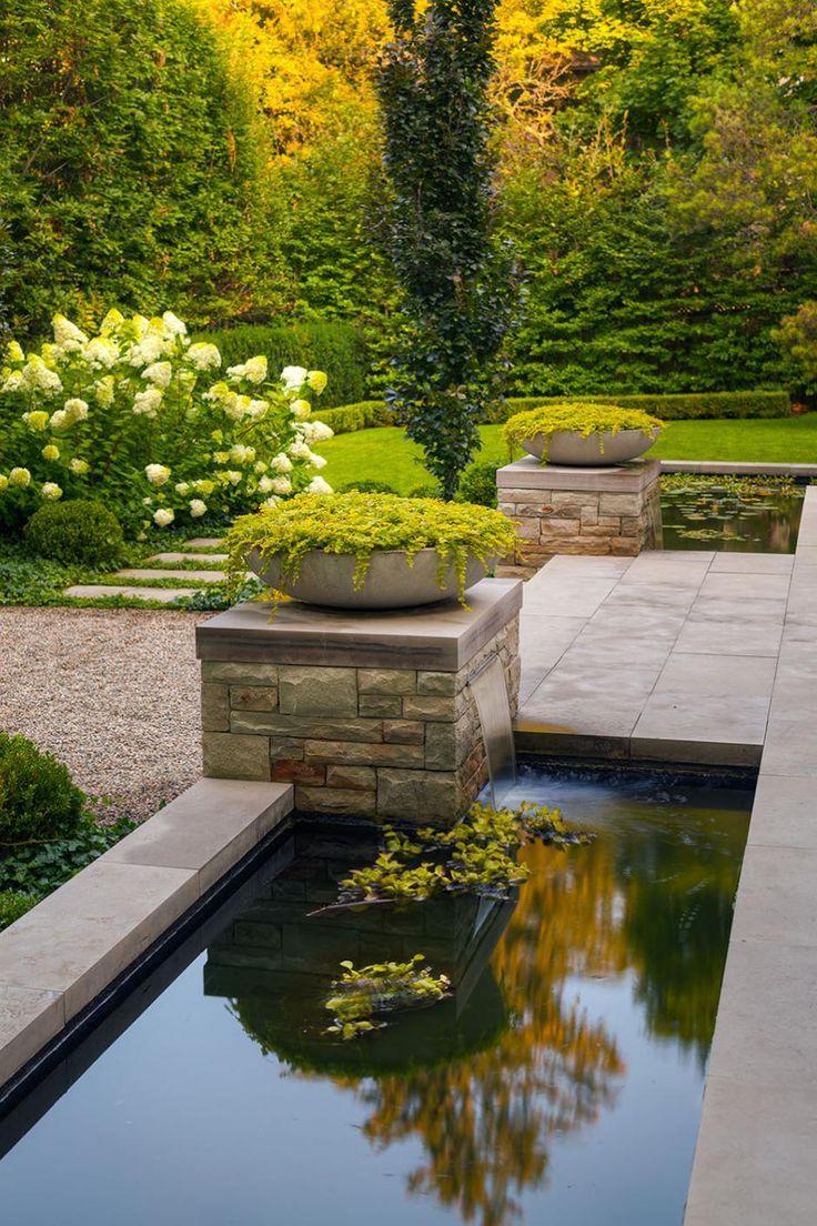 Garden Entry pillars