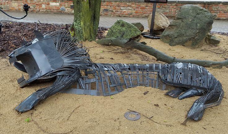 #kovozoo #zoo #animals #metal #metalanimals #animalstatue #tipynavylety #cestovatelskyblog #cestujem #kamsdetmi #cestujemsdetmi #travelblog #reiseblog #zvierata #tiere