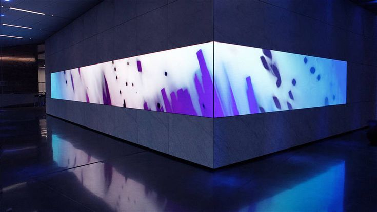 Digital Art Installation for Dolby Laboratories – Fubiz Media