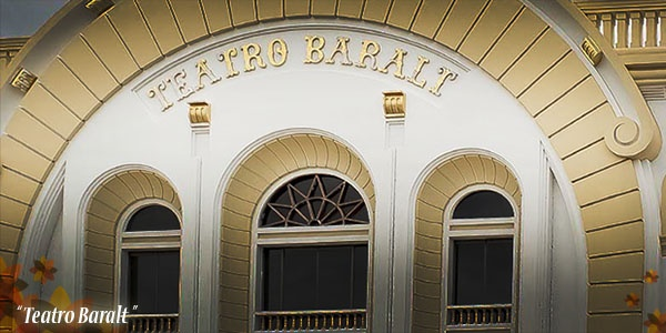 Retratos de mi tierra: Teatro Baralt