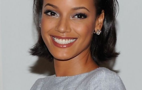 hairstyles to highlight cheekbones | Best Haircut For High Cheekbones Pictures to Pin on ...