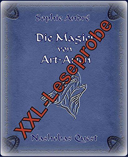 Die Magier von Art-Arien - Band 1 Leseprobe XXL: Nashobas Quest