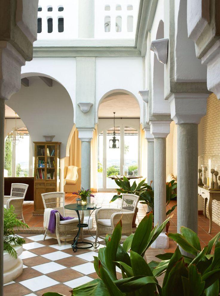 M s de 25 ideas incre bles sobre casa antigua remodelada - Cortijos andaluces encanto ...