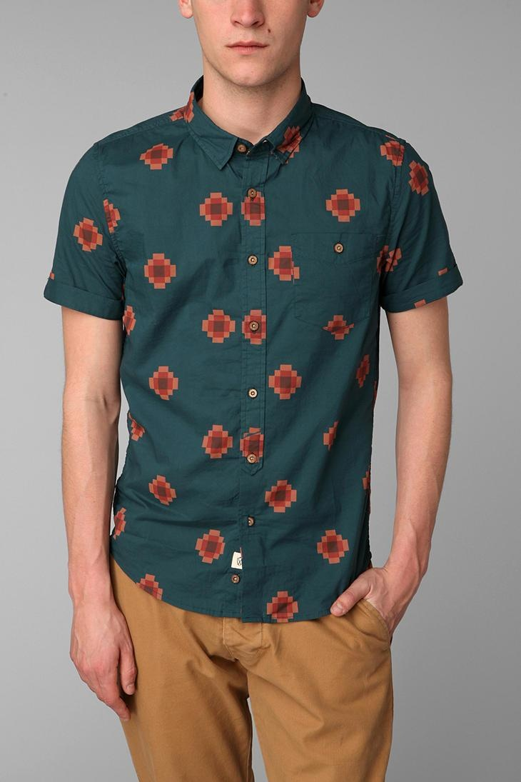 Zanerobe Zen Short Sleeve Shirt #urbanoutfitters