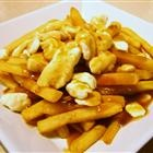 Real Canadian Poutine Recipe.