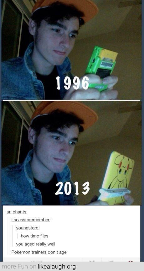 The life of a pokemon trainer | Likealaugh