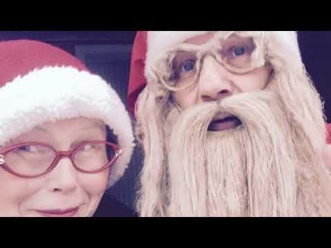 Santa Claus and Mrs. Santa Claus at the Museum - Mrs. Santa Claus Finland