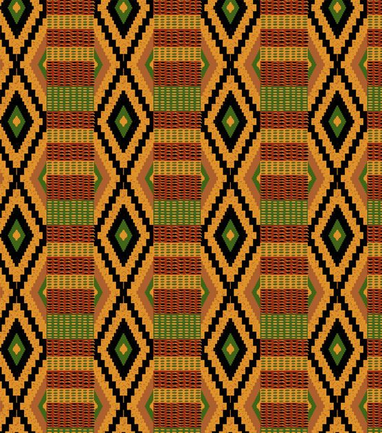 9 Best Kente Print Images On Pinterest African Fabric