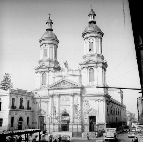 origen del nombre de la calle San Ignacio de Santiago de Chile