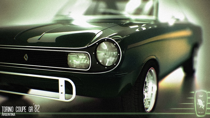 Renault Torino argentina 1980 Maintenance/restoration of old/vintage vehicles: the material for new cogs/casters/gears/pads could be cast polyamide which I (Cast polyamide) can produce. My contact: tatjana.alic@windowslive.com