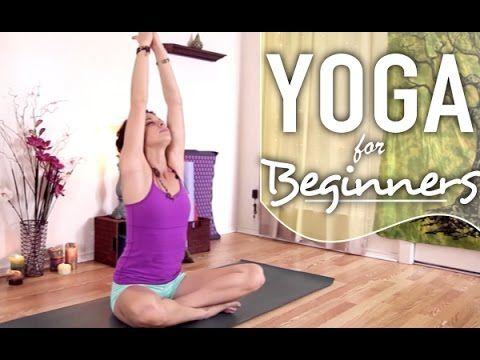 Morning Yoga For Beginners - Gentle & Relaxing Yoga for Energy - YouTube