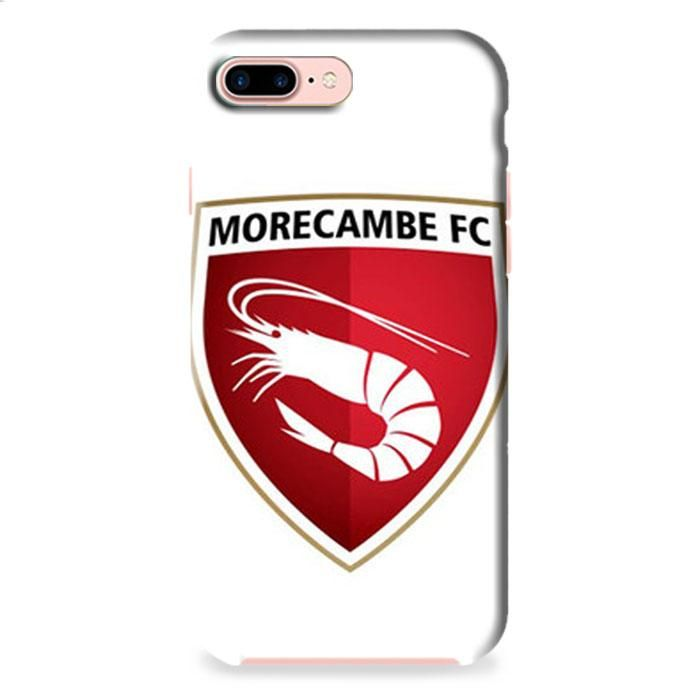 Morecambe Fc Logo iPhone 7 3D Case Dewantary