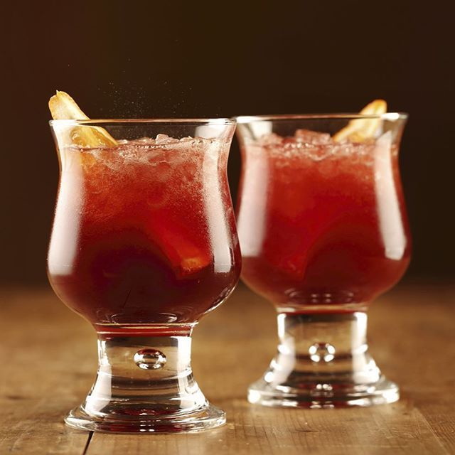 Sparkling Ruby Cabernet Cocktail with Tangelo and Campari - Maggie Beer