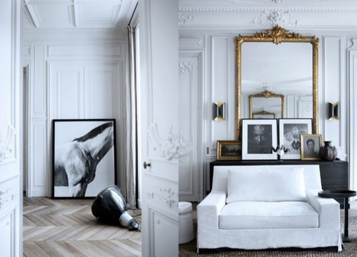 Parisian Decor 115 best paris interiors - intérieurs parisiens images on