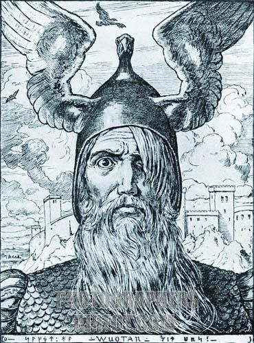 90 Best Germanic Mythology Images On Pinterest | Faeries ...