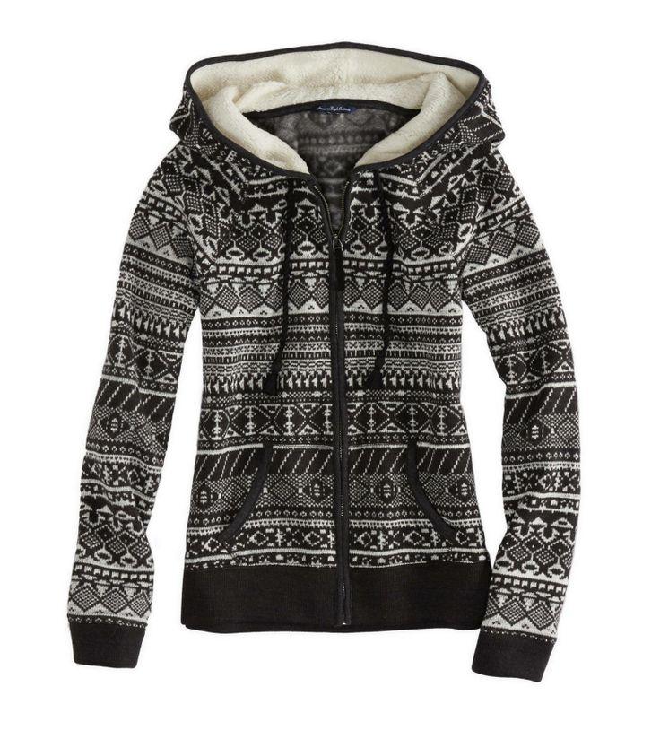 Polar fleece hoodies