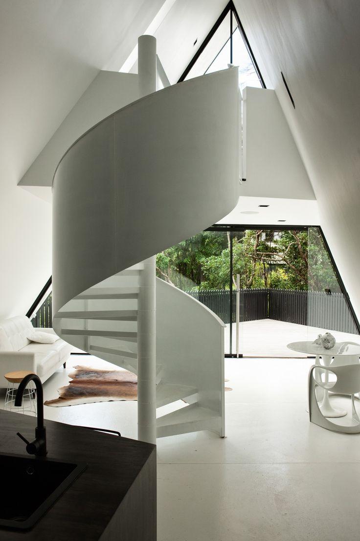 Best Chris Tate » Archipro Spiral Stairs Design Modern 400 x 300