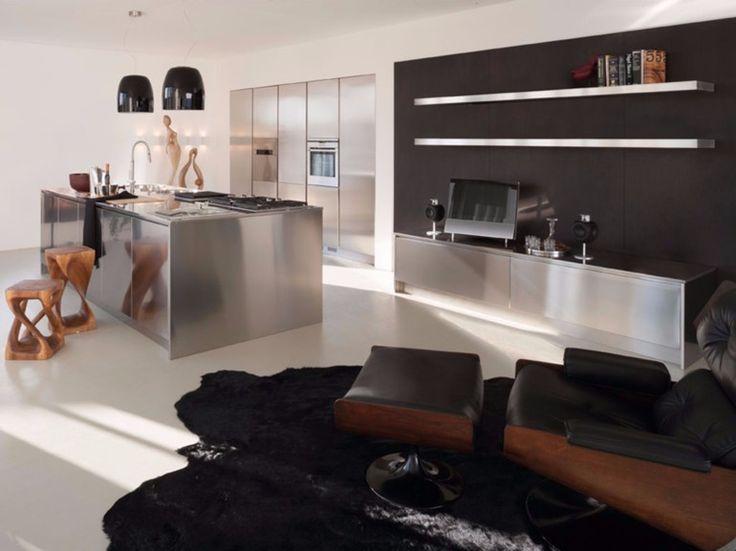 26 best kitchens images on Pinterest Catalog, Dreams and Handle - italienische kuechen gamma arclinea
