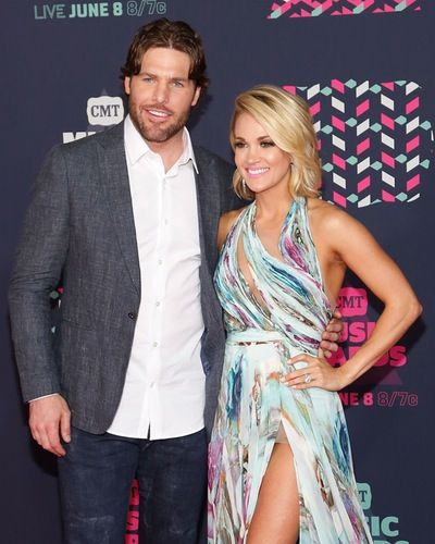 No Way!: Carrie Underwood Reveals the Surprising Place She Met Her Husband Mike Fisher — Find Out Here!