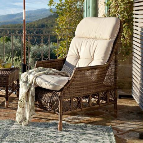 sessel cimarr n gesehen auf loberon pinterest sessel outdoor m bel und rattan. Black Bedroom Furniture Sets. Home Design Ideas
