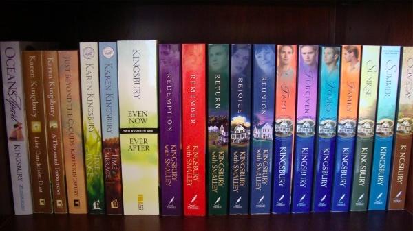 Love Karen Kingsbury books!