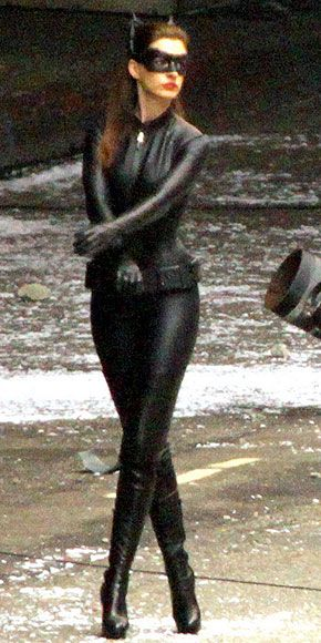 Anne Hathaway as Catwoman. I cannot describe how excited I am for this (and the new Batman movie in general)