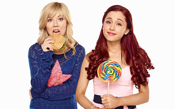 ariana grande sam and cat photos | Sam & Cat': Jennette McCurdy and Ariana Grande on their new 'Odd ...
