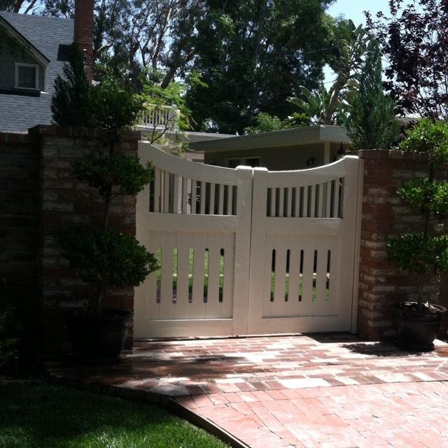 Top 25 Ideas About Trellis Fences Pergolas Arbors On