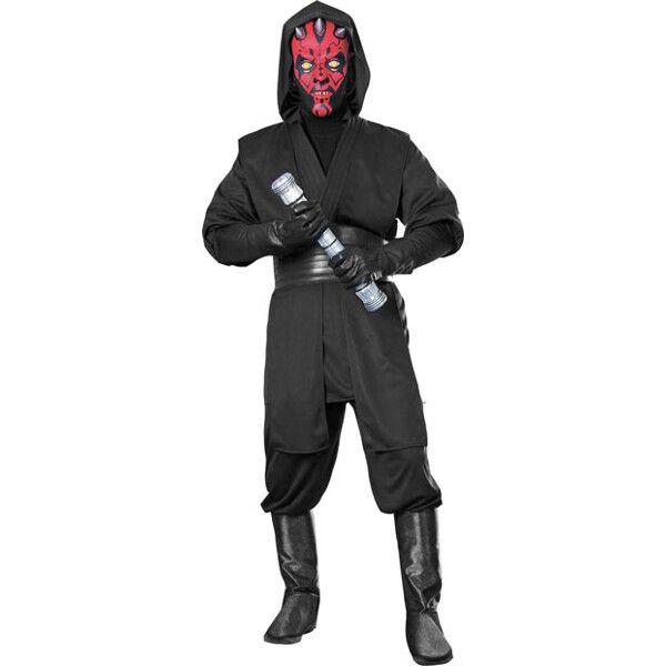Prestige Darth Maul costume. - Official Star Wars licensed costume - Light Saber not included - SKU: CA-011553