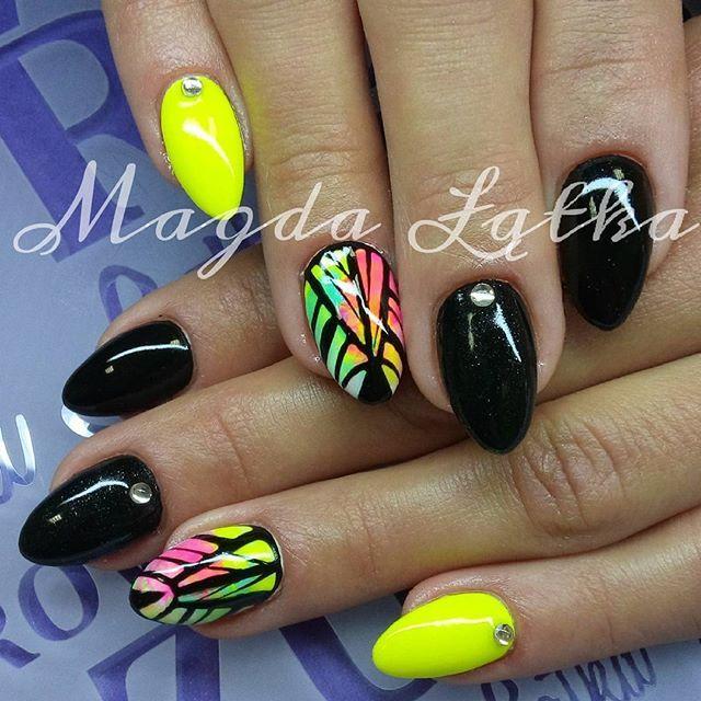 Pin by Gosiagosia on ABA GROUP NAILS   Nails, Beauty